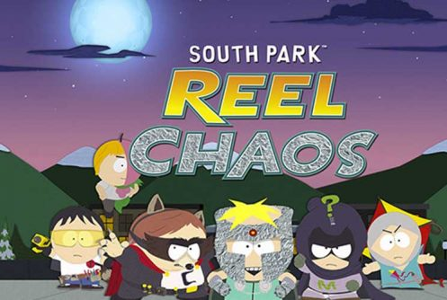 Entertain with South Park: Reel Chaos