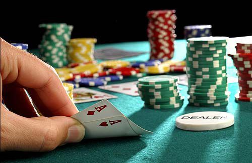 Chances of poker hands texas hold em